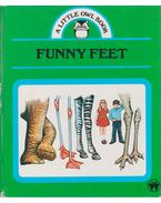 Funny Feet - HOPWOOD, CLIVE