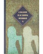 A vallások és az európai integráció II. - Horányi Özséb, Glózer Rita (szerk.), Hamp Gábor