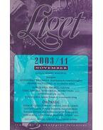 Liget 2003/11. szám - Horgas Béla, Levendel Júlia