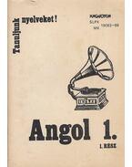 Angol 1. 1.rész - Horlai György, Czobor Zsuzsa