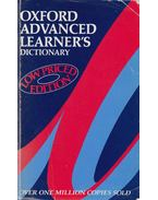 Oxford Advanced Learner's Dictionary of Current English - HORNBY, A S