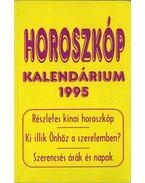 Horoszkóp Kalendárium 1995