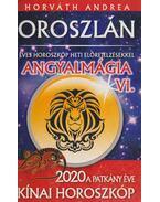 Horoszkóp a 2020-as esztendőre - Oroszlán - Horváth Andrea