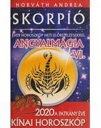 Horoszkóp a 2020-as esztendőre - Skorpió - Horváth Andrea