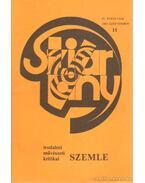 Szivárvány 1983./ 11. szám - Horváth Elemér, Mózsi Ferenc