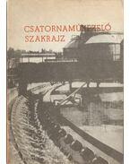 Csatornaműkezelő szakrajz - Horváth Gábor