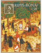 Rippl-Rónai 150' - Horváth János