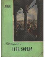 Budapest-Győr-Sopron - Horváth László