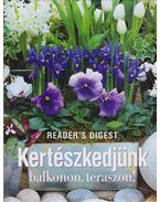 Kertészkedjünk balkonon, teraszon! - Houghton, Brenda