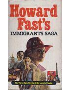 Immigrants Saga - Howard Fast