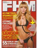 FHM 2006. május - Hraschek Dávid