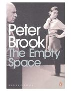 The Empty Space - Brook, Peter