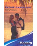 The Greek's Forbidden Bride - Williams, Cathy