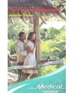 The Forever Assignment - Taylor,Jennifer