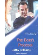 The Boss's Proposal - Williams, Cathy