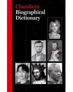 Biographical Dictionary - ROCKWOOD, CAMILLA (ed)