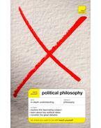 Teach Yourself: Political Philosophy - THOMPSON, MEL