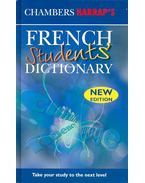 French Student's Dictionary - NICHOLSON, KATE