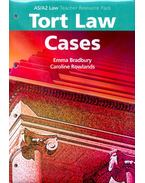 Tort Law Cases - BRADBURY, EMMA – ROWLANDS, CAROLINE
