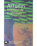 Leyendas de Guatemala - Asturias, Miguel Ángel
