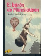 El barón de Munchausen - RASPE, RUDOLF ERICH