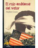 El rojo emblema del valor - Crane, Stephen