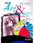 Art & design for AS/A Level - BALL, MIKE – TUDGE, MARGARET – WALKER, LIN