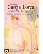 Bodas de sangre - Federico Garcia Lorca