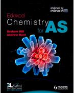 Edexcel Chemistry for AS - HILL, GRAHAM – HUNT, ANDREW