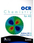OCR Chemistry for AS - HILL, GRAHAM – HUNT, ANDREW