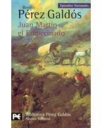 Juan Martín el Empecinado - Galdós, Benito Perez