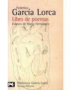 Libro de poemas - Federico Garcia Lorca