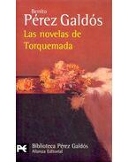 Las novelas de Torquemada - Galdós, Benito Perez