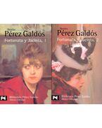 Fortunata y Jacina, 1-2 - Galdós, Benito Perez