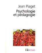Psychologie et pédagogie - Piaget, Jean