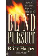 Blind Pursuit - Harper, Brian