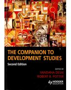 The Companion to Development Studies - DESAI, VANDANA – POTTER, ROBERT B.