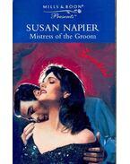 Mistress of the Groom - Napier, Susan