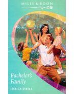 Bachelor's Family - Jessica Steele
