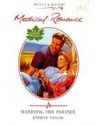 Marying her Partner - Taylor,Jennifer