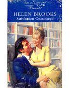 Satisfaction Guaranteed - Brooks, Helen