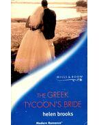 The Greek Tycoon's Bride - Brooks, Helen