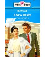 A New Desire - Michaels, Leigh