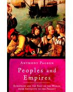 Peoples and Empires - PAGDEN, ANTHONY