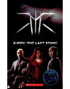 X-MEN: The Last Stand – with CD - SHIPTON, PAUL
