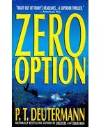 Zero Option - Deutermann, P. T.