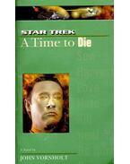 A Time to Die - John Vornholt