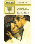 Sight of a Stranger - Field, Sandra