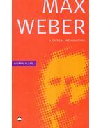 Max Weber - ALLEN, KIERAN