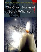 Tales of Mystery & the Supernatural – The Ghost Stories of Edith Wharton - Wharton, Edith